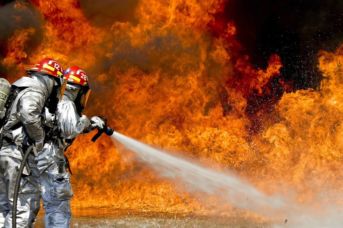 Cleaning Premises After Fire