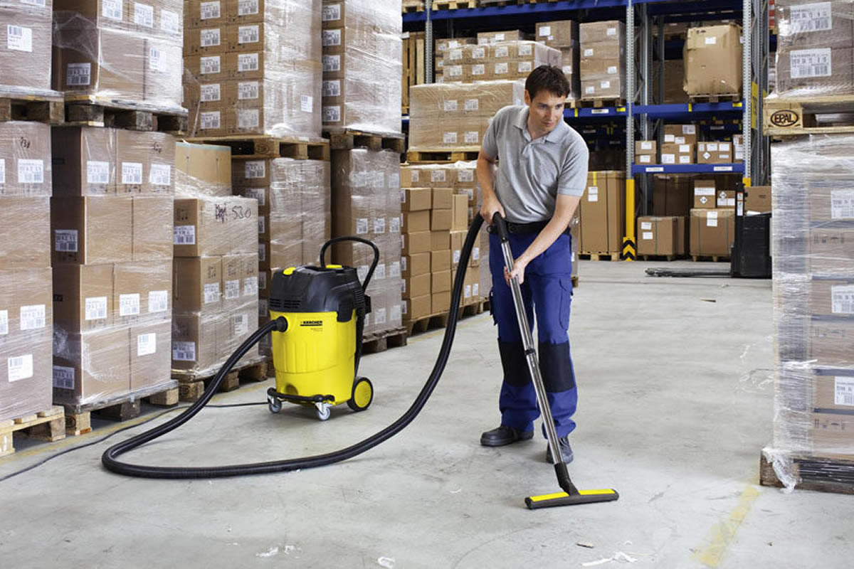 All You Need To Know About Industrial Cleaning