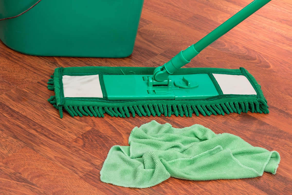Janitorial Service vs Janitorial Supplies