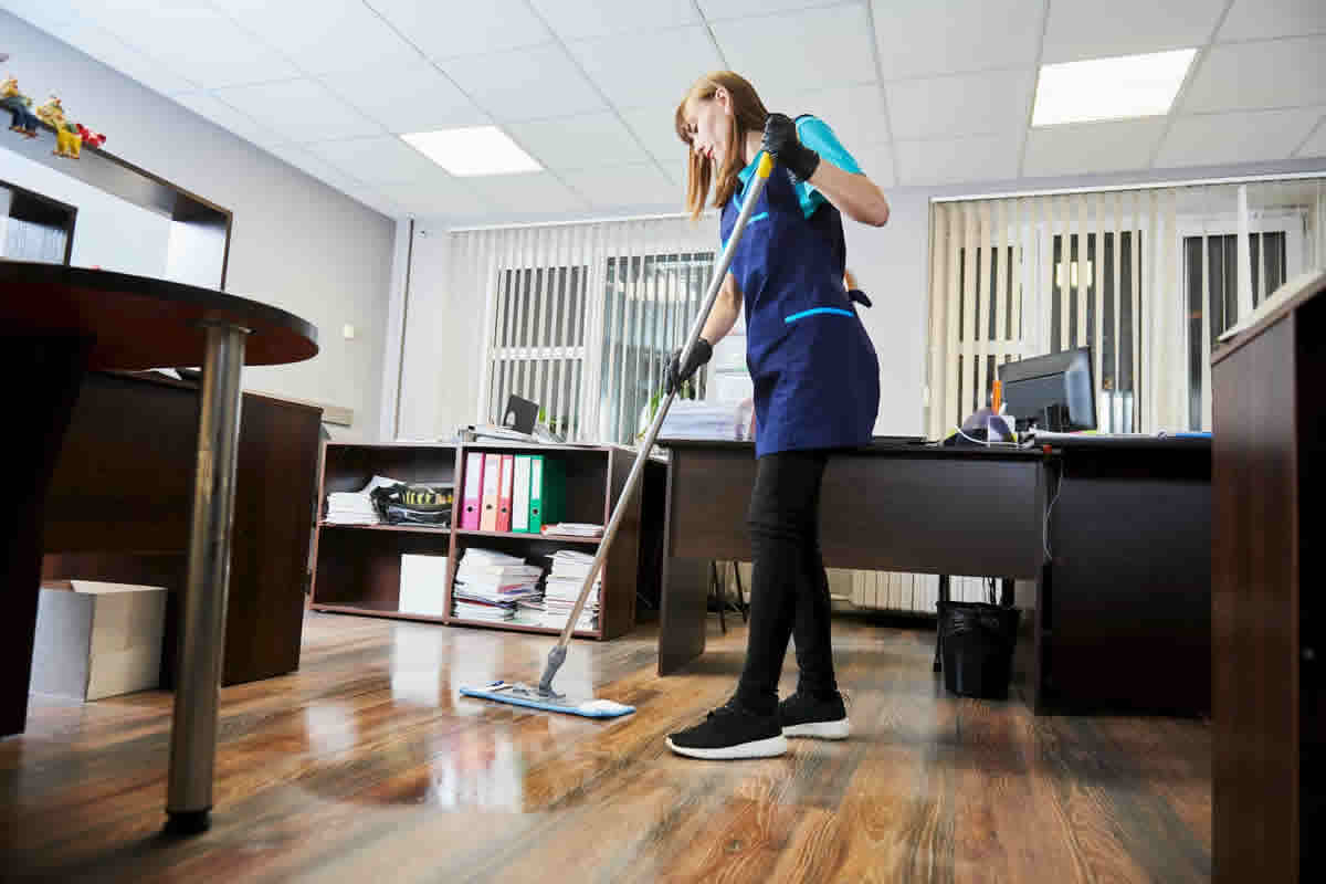 Five Ways to Tell that Your Cleaning Company is Doing Their Job
