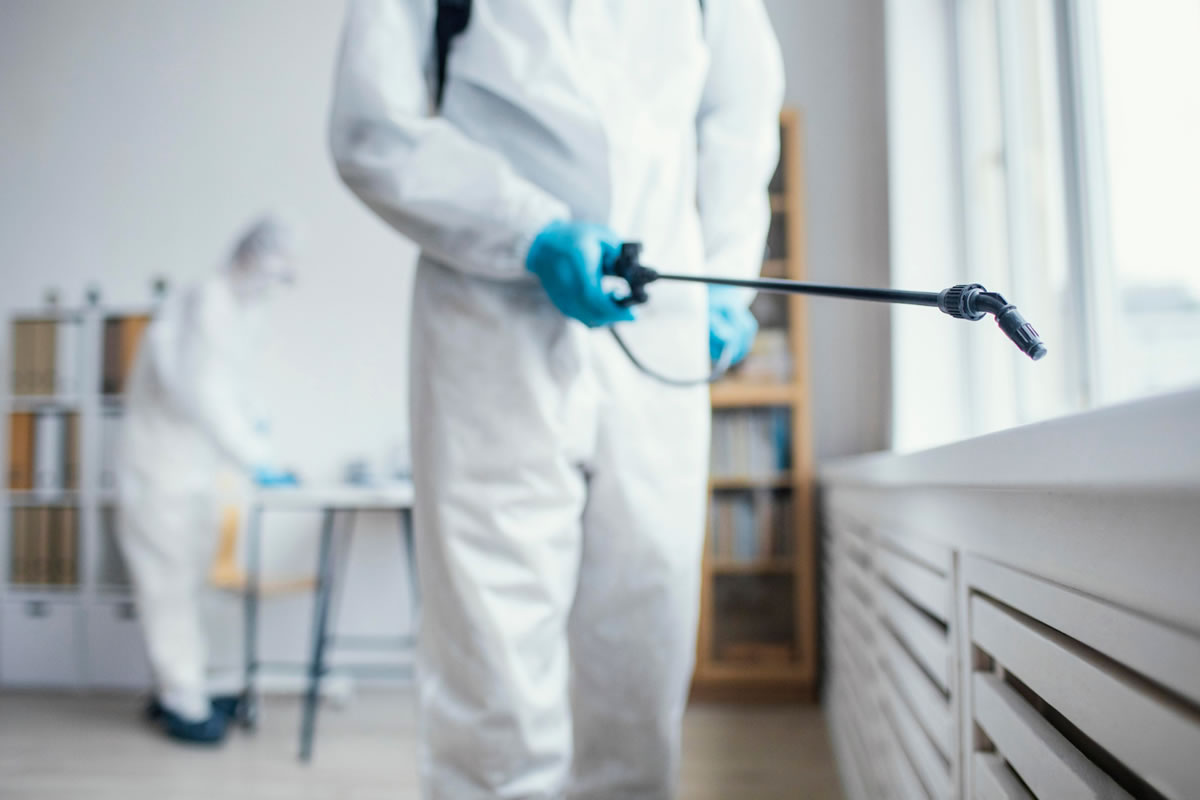 Five Reasons Why You Need a Disinfection Service for Your Office Building