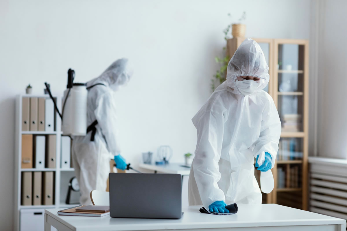 Six Surfaces that You Need to Disinfect in Your Office