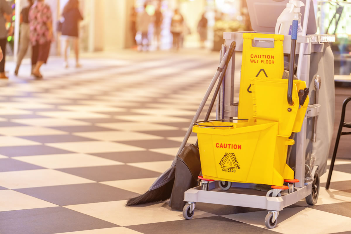 Why You Should Hire Professional Cleaners for Your Shopping Mall